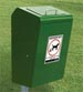 dog waste bin seaton